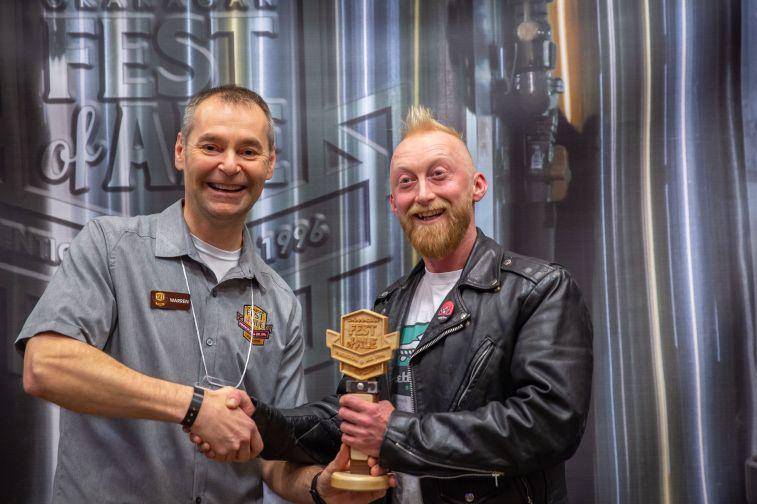 Judges Choice Best ESB English Subtitles ESB – Kettle River Brewing Co, Kelowna BC