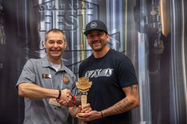 Judges Choice Best Stout: Porter Tennessee BBA Imperial Milk Stout – BNA Brewing, Kelowna, BC 2