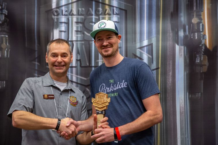 Judges Choice Best Wheat Ale Dim Wit – The Parkside Brewery, Port Moody BC