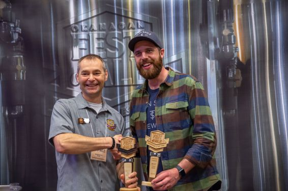 Judges Choice Best In Show Would Crush – Twin Sails Brewing, Port Moody BC