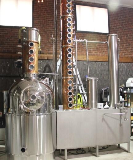 Wayward Distillery