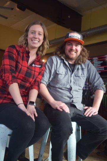 Oakshire's Hannah Child & Dan Russo