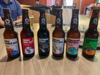 Taipei Breweries Baby craft beer