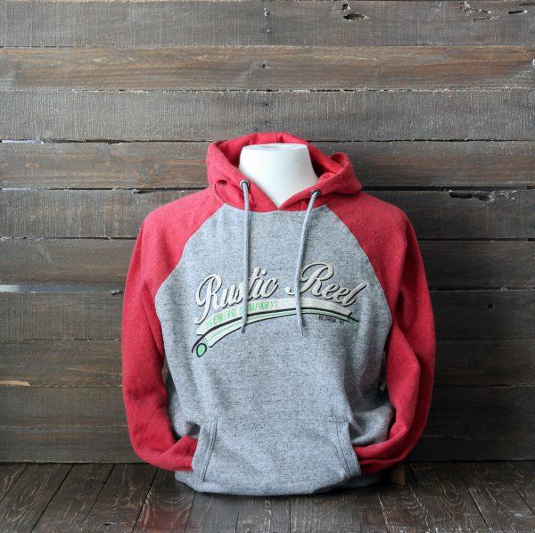 Rustic Reel hoodie