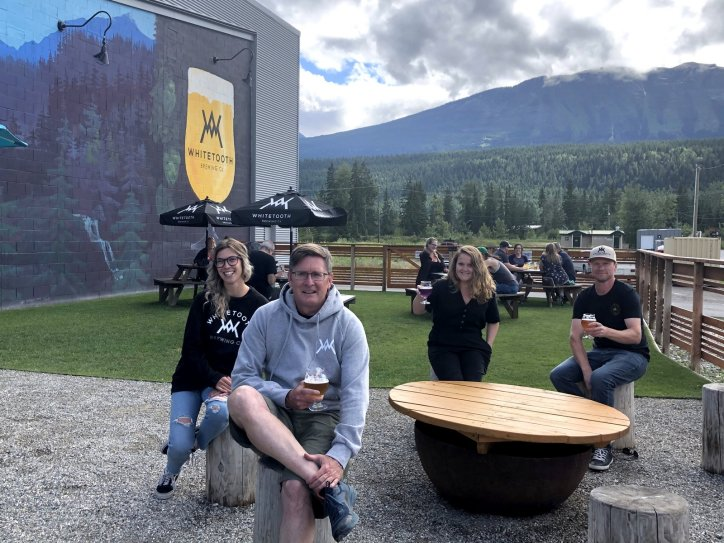 At Whitetooth Brewing