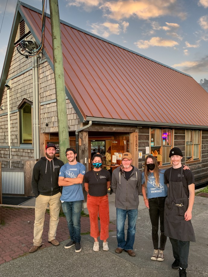 Ucluelet Brewing