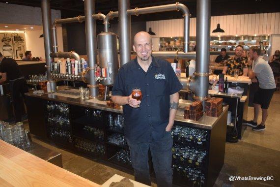 Proprietor Tim LaHay welcomes you to The Barley Merchant