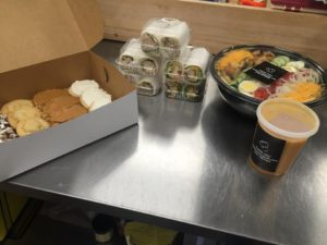 whats cooking lunch catering