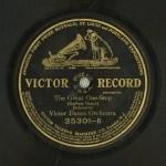 record album for Victor Dance Orchestra