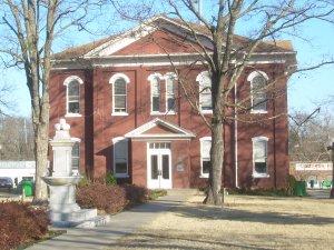 Cherokee national capital building
