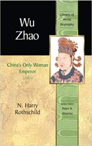 Cover of Wu Zhao China's Woman Emperor