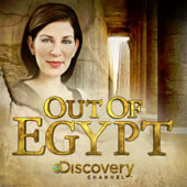 Cover of Out of Egypt documentary by Kara Cooney