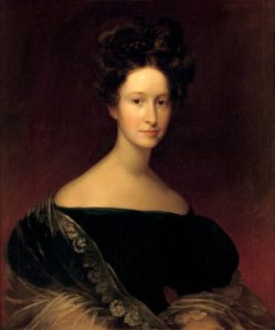 Portrait of Emily Donelson, Mary Donelson Jackson's mother