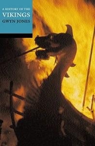 History of the Vikings Gwyn Jones cover
