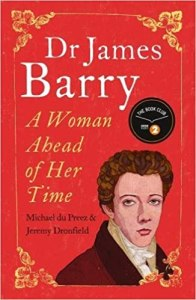 Cover of James Barry biography