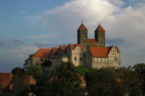 Castle Quedlinburg, home of Queen Matilda