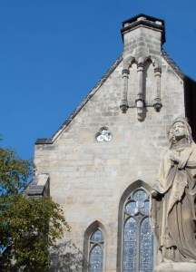 Matilda's Church in Quedlinburg