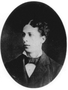 May's husband Ernest Nieriker