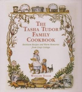Tasha Tudor family cookbook cover