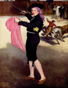 Victorine Meurent in the Costume of a Matador