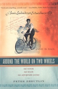 Cover of Around the World on Two Wheels