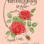 """Image of cover of sheet music for """"American Beauty Rag"""" - Eilley Bowers episode"""