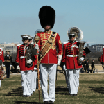 """US Marine Band - music for """"Eve"""" Colonial Williamsburg"""