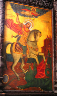 St George and the ddragon
