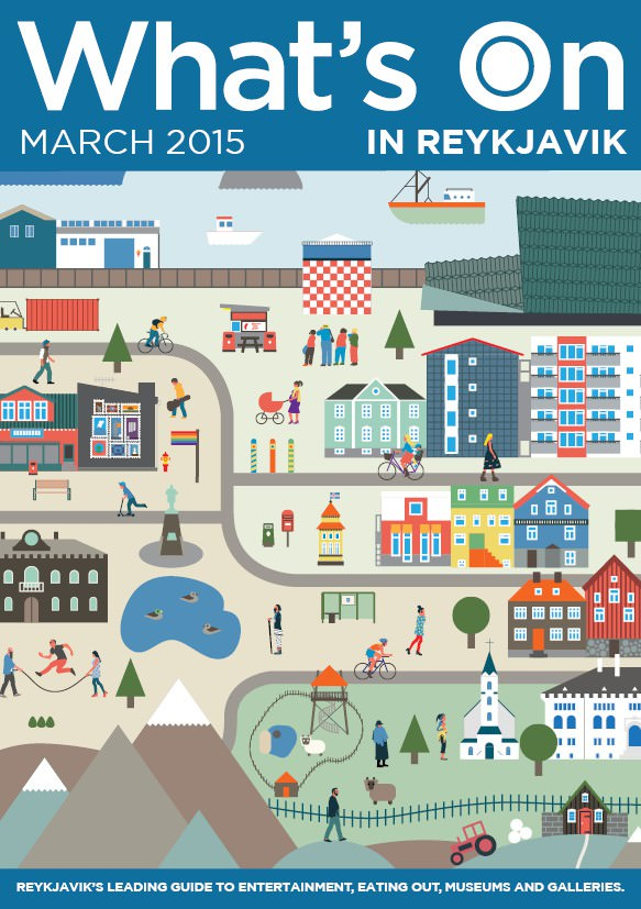 What's On Magazine - March 2015
