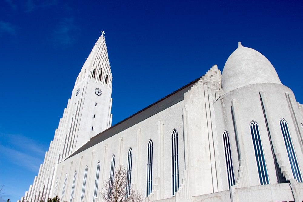 Hallgrímskirkja - Exploring Reykjavik