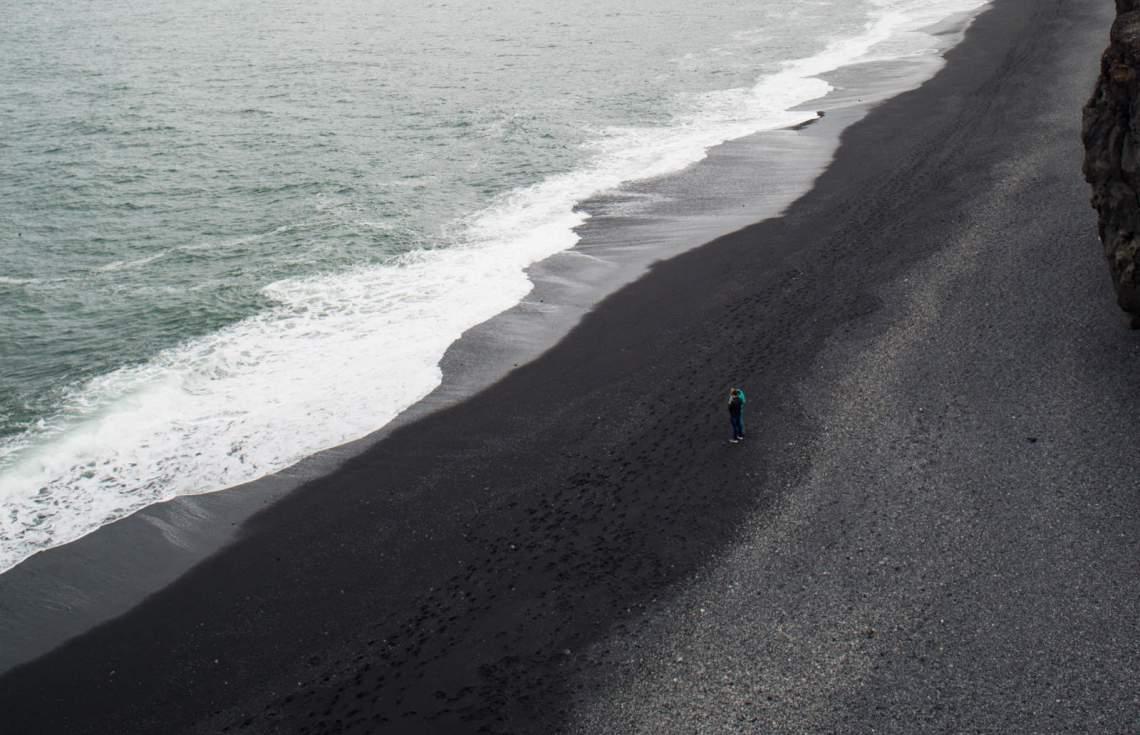 Dyrhólaey – Black Sand Beach