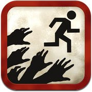 run with me via Zombies, Run!