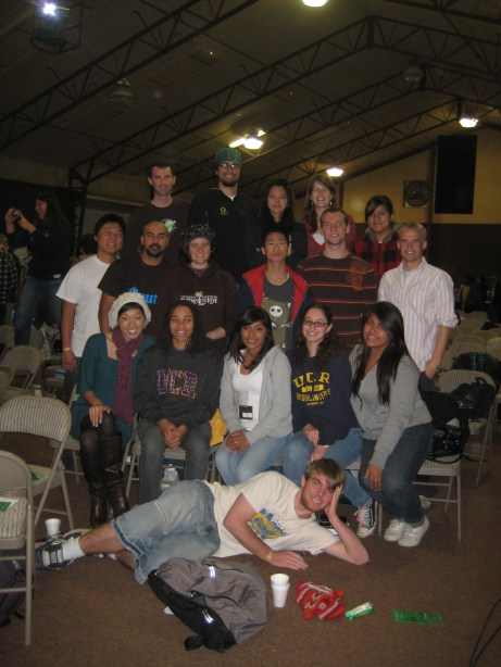 UCR Navs at Truth Conference