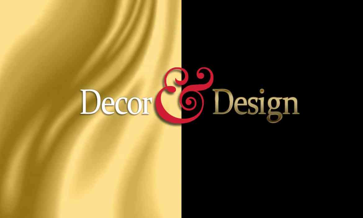 Business card design with metallic ink and gold foil embossing