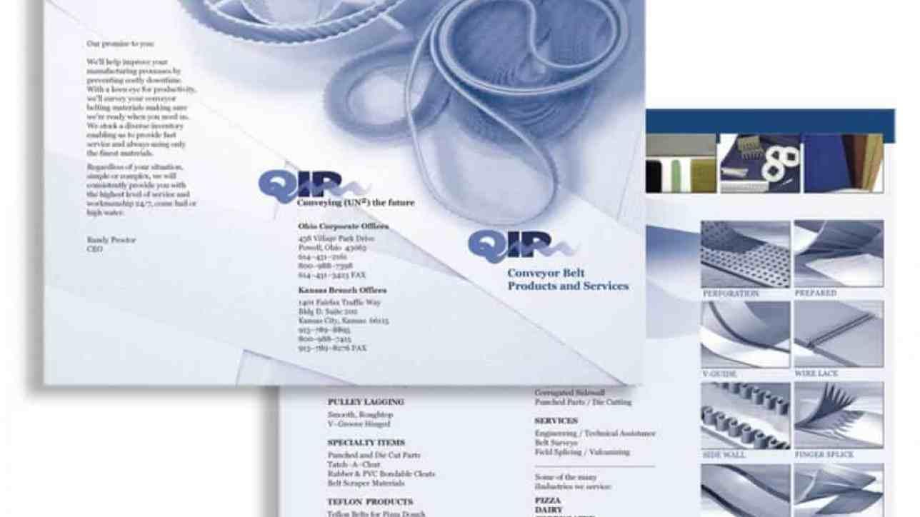 Conveyor Belt Company Brochure