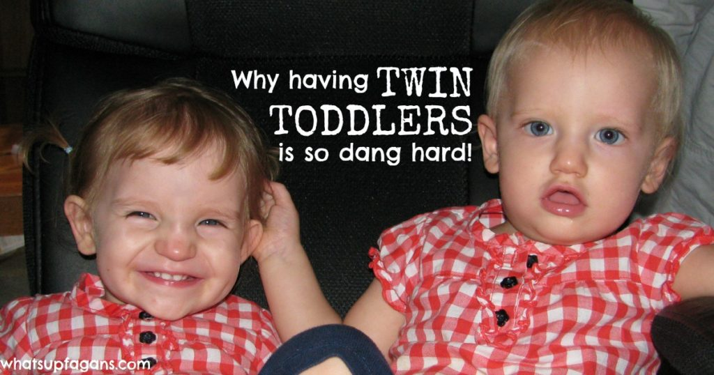 Wow! This is a bit of an eye opener! Parenting and raising twin toddlers is not an easy job - that's for sure!