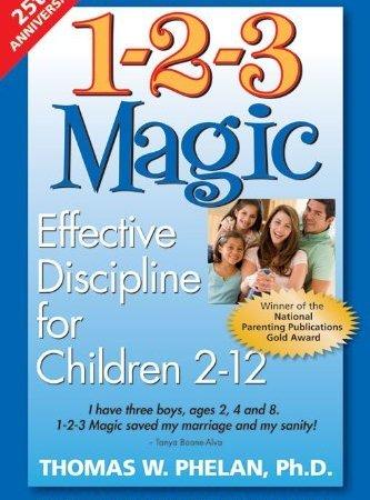 1-2-3 Magic: Effective Discipline for Children 2-12 years old. whatsupfagans.com