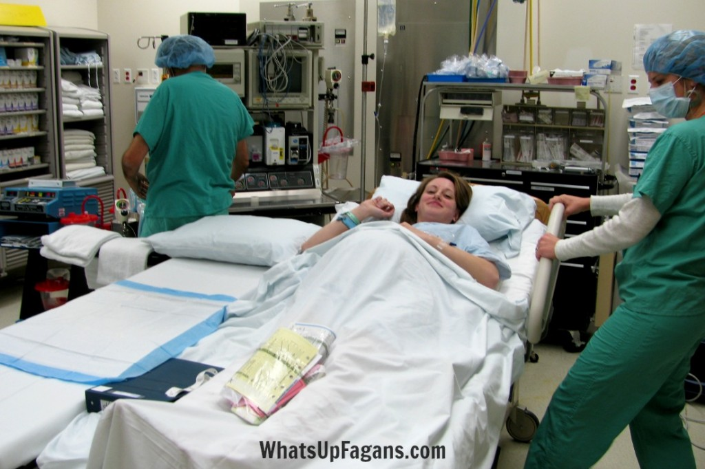 Having a C-Section