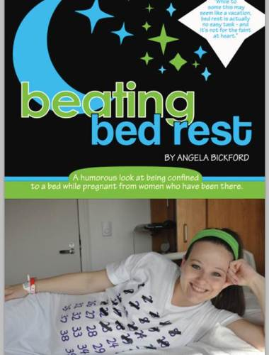 beating bed rest book cover