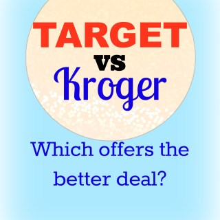Target VS Kroger - Which store offers the better deal on grocery and non-food items? Here's how to save money at the grocery store, no matter where you shop!.