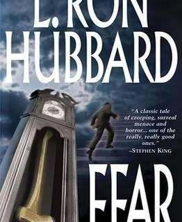 Book Review: Fear by L. Ron Hubbard. A perfectly spooky and mysterious Halloween novel.