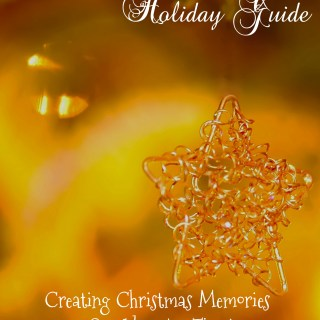 Ultimate Christmas Guide: Creating Christmas Memories One Idea at a Time. A new ebook collaboration by some awesome bloggers!
