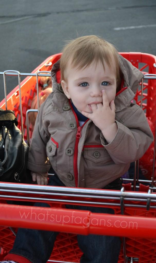 Shopping Cart Baby
