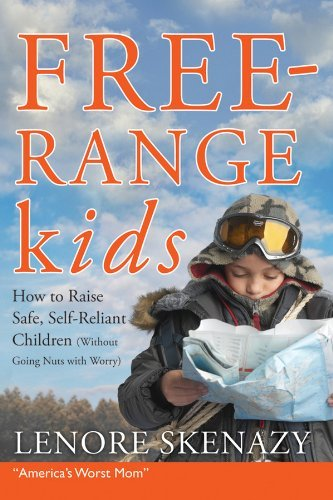 Free Range Kids Book Review - Amazon Affiliate Link