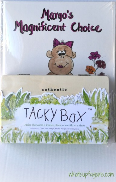 Tacky Boxes are helping kids learn to be kind, one child at a time #tackyboxkindness | whatsupfagans.com