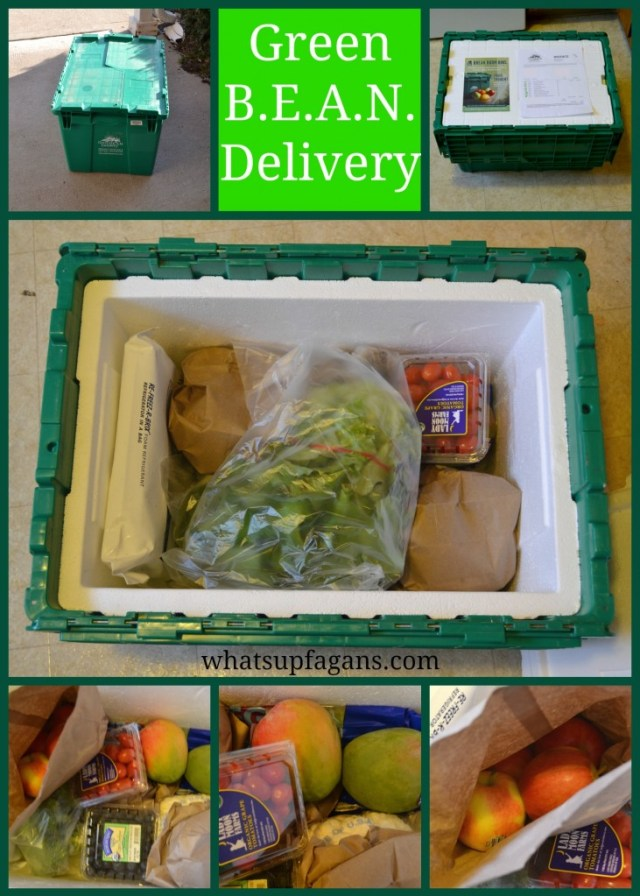 Green BEAN Delivery brings you fresh. local and organic produce and groceries right to your door!