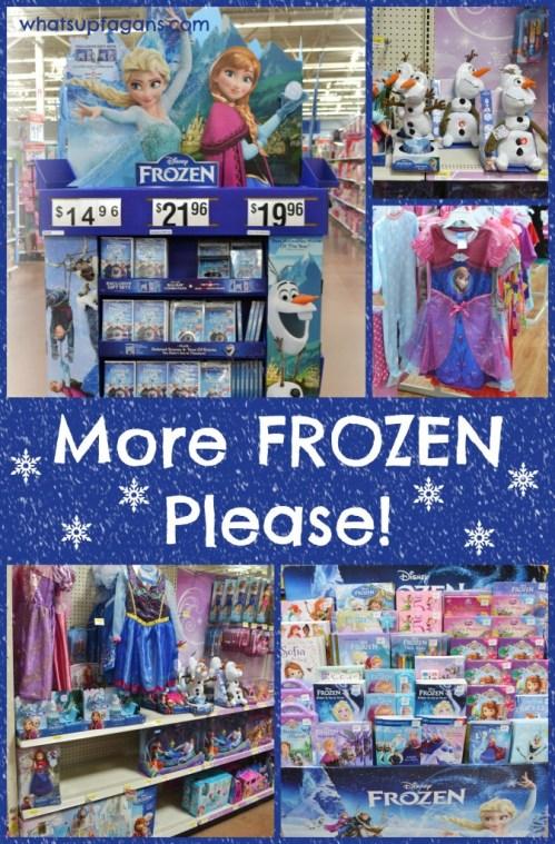 Must have more Disney FROZEN! I #shop #cbias #FROZENFun | whatsupfagans.com