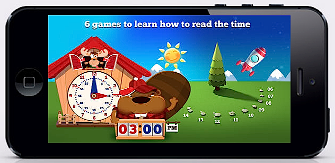 Download Tic Toc Time to help your kids learn how tell time. A fun and exciting app for kids.