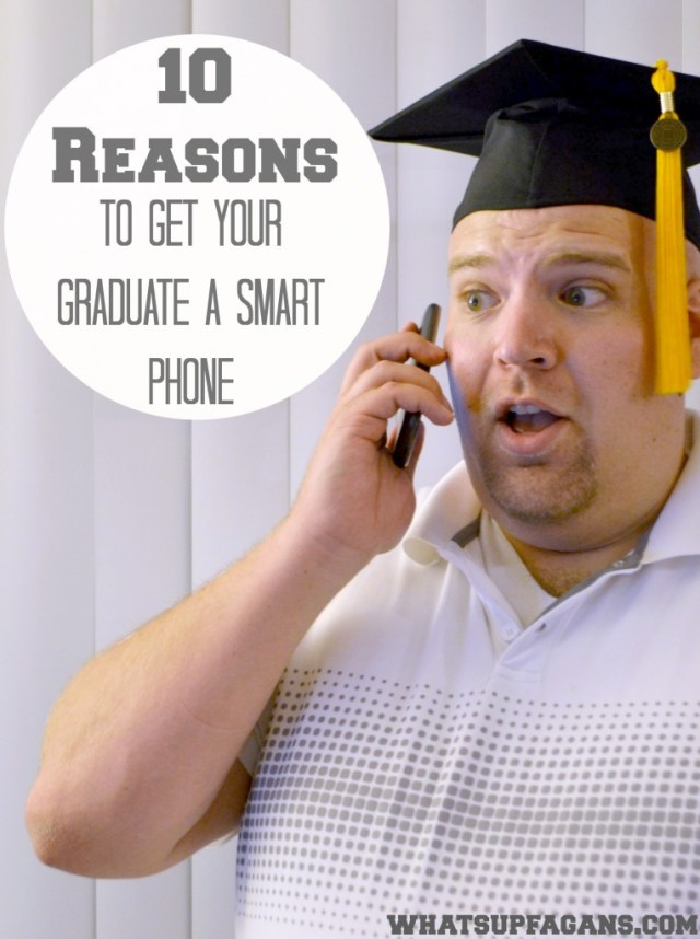 Having a smart phone definitely makes post-graduation life easier! #familymobile #collectivebias #shop