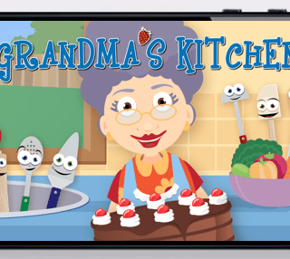 Apparoo App of the Week - Grandma's Kitchen only $.99!